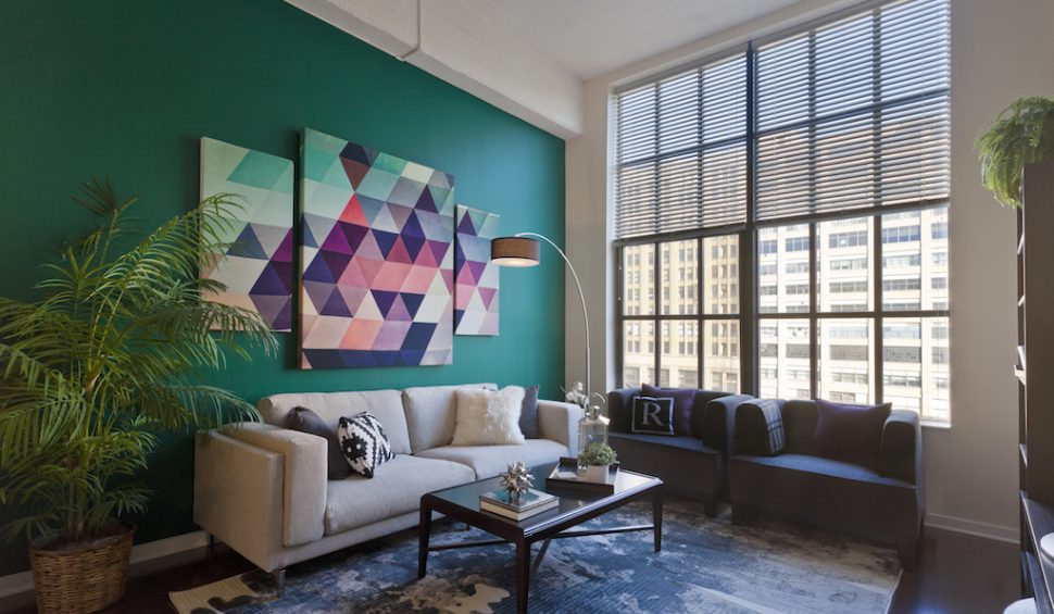Terrific Apartment In Center City Philadelphia Photos Of Packard Interior Design Ideas Gentotryabchikinfo