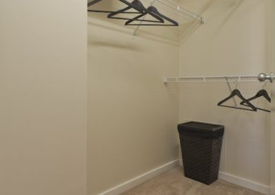 Center City apartment with large walk in closet at Packard Motor Car Building