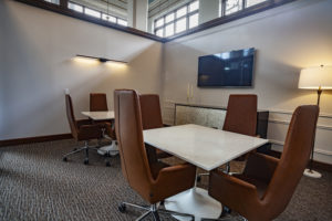 Center City apartment Private Meeting and Study Room at The Packard Motor Car Building
